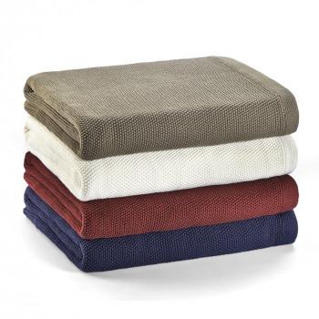 Fulham Knit Blanket 240x230