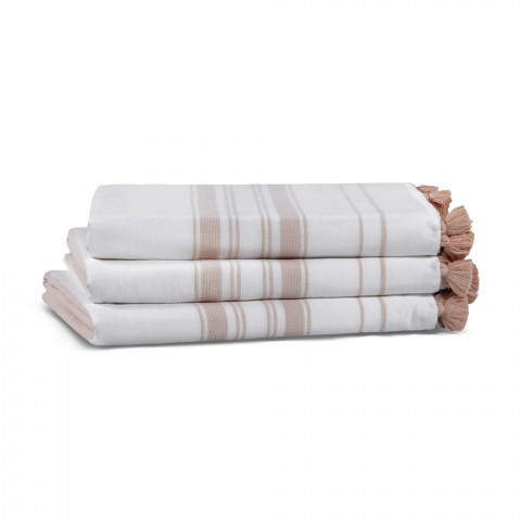One Side Striped Havlu Aerospin ®