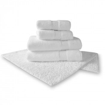 Alston Towel & Newcastle Bathmat Set