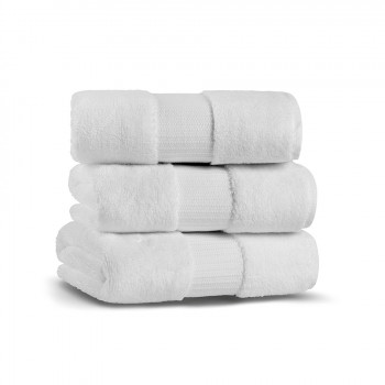 Valencia Set of Three Bambou Towel Set 30x50