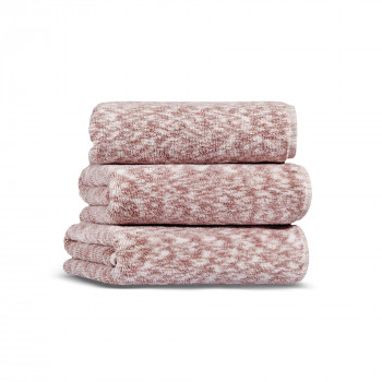 Grade Set of Three Towel Set 50x90 Aerocotton ®