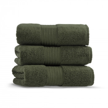Chicago Towel Olive 12x20 Inch