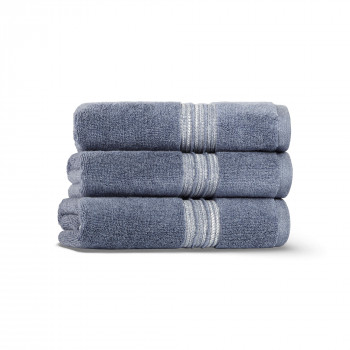 Antique Set of Three Towel Set 40x71 Fibrotint ®
