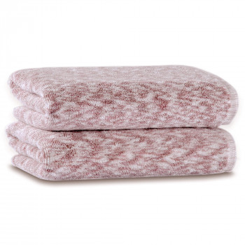 Grade Set of Two Towel Set 70x140 Aerocotton ®