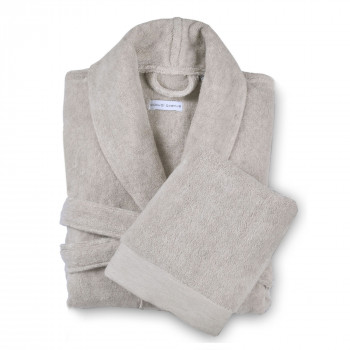 Poem Towel & Bathrobe Set