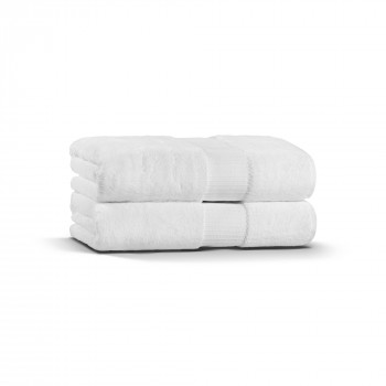 Valencia Set of Two Bambou Towel Set 50x90