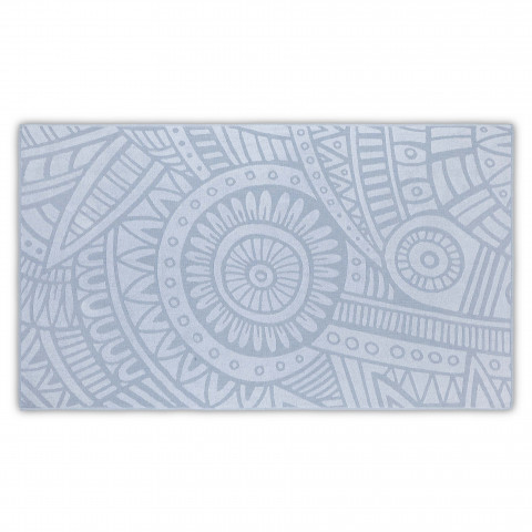 Bohemian Light Beach Towel