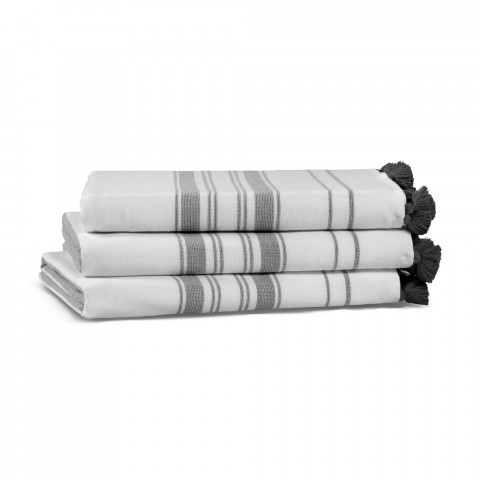 One Side Striped Towel Aerospin ®