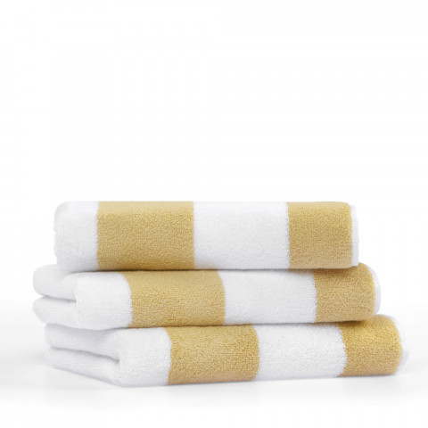 Tampa Towel Butter White 70x140