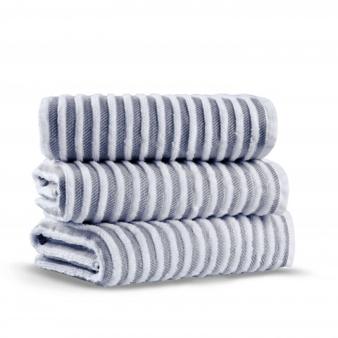 Terry Striped Towel
