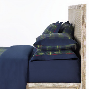 Kingston Green Tartan Bedding Set