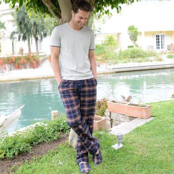 Edward Flannel Pants & Top