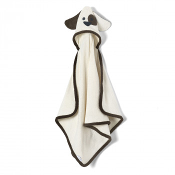 Animal-Dog Hooded Towel- Child
