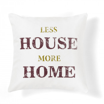 quote more home decorative pillow