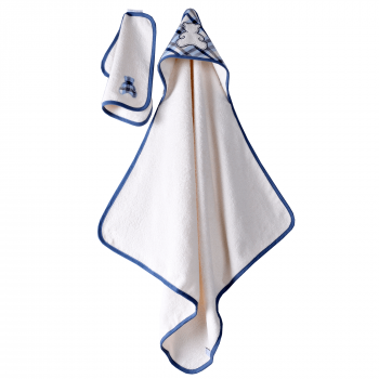 Lucas Newborn Towel Set