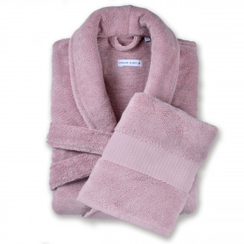 Valencia Bambou Towel & Bathrobe Set