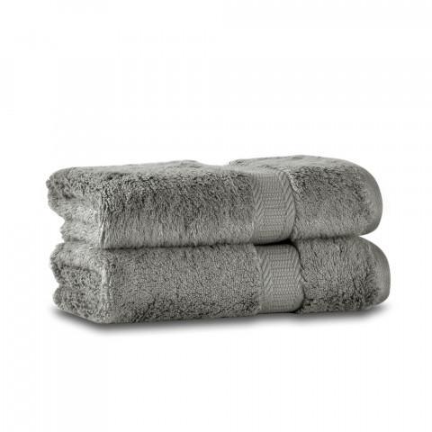 Fancy Set of Two Towel Set 33x33 Fibroluxe ®