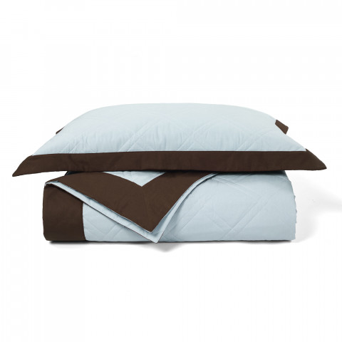 Soho Frame Quilted Bed Cover