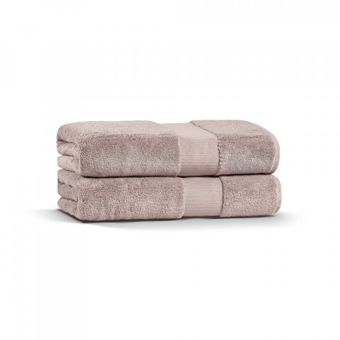 Valencia Set of Two Bambou Towel Set 30x50