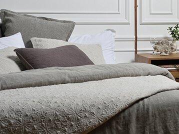 Yatak Odası, Nevresim Takımları, Dekoratif Yastıklar, Çarşaflar
